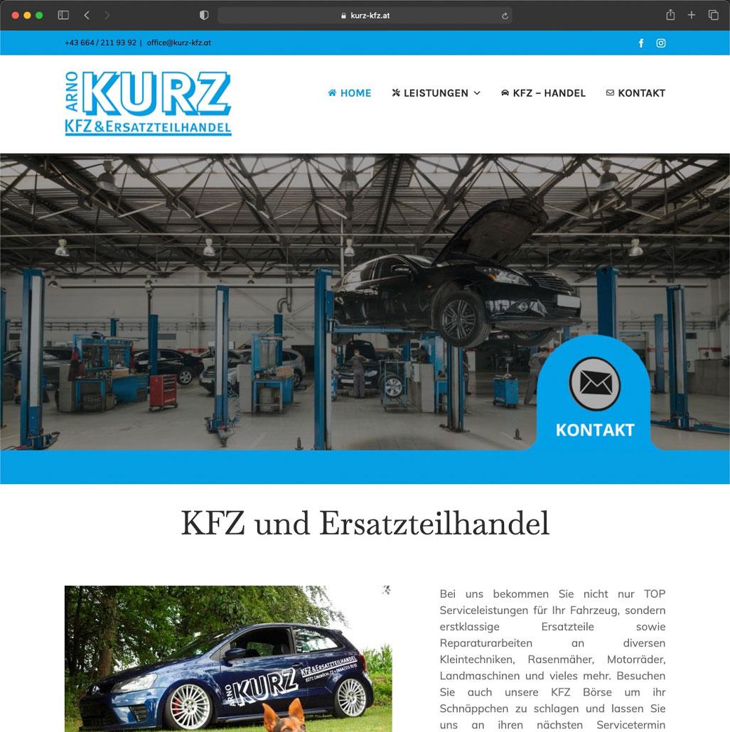 Referenz KFZ-Kurz