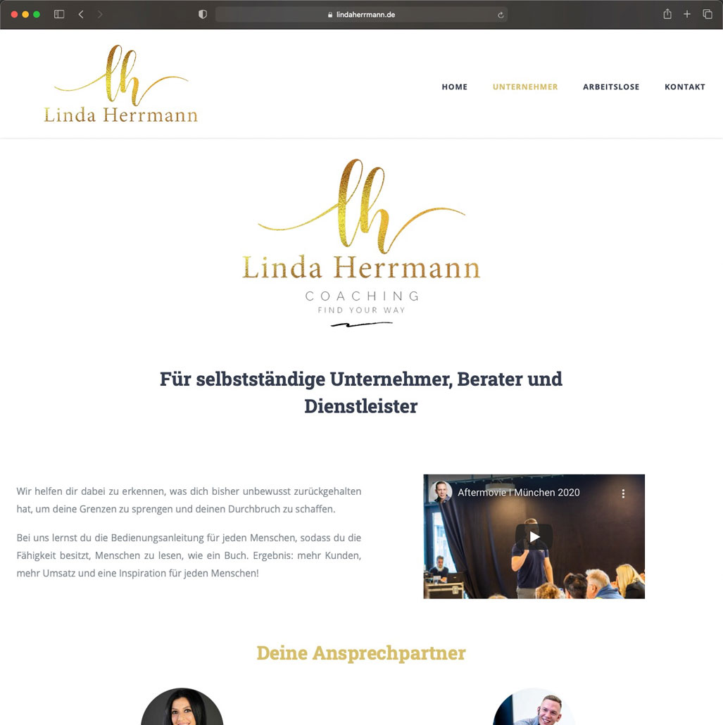 Referenz Linda Herrmann